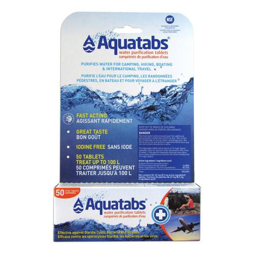 Aquatabs Water Purification Tablets?>