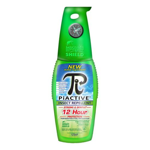 Mosquito Shield PiACTIVE Deet Free Insect Repellent?>