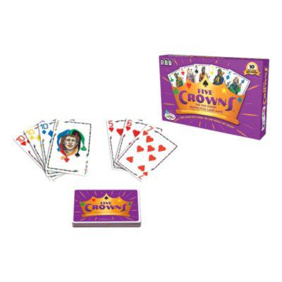 Five Crowns® Card Game?>