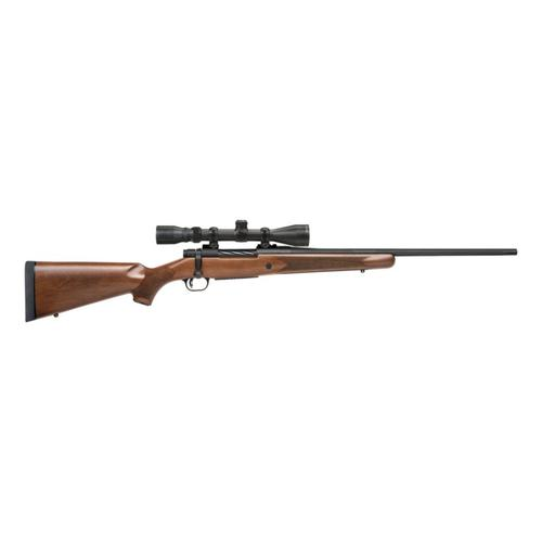 Mossberg Patriot Bolt-Action Rifle w/ Scope?>