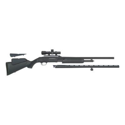 Mossberg® 500 Field/Deer Pump Shotgun Combo?>