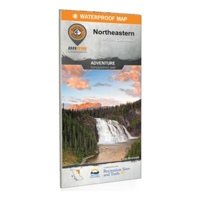 Backroad Mapbooks - Northeastern BC Waterproof Map?>