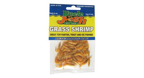 Uncle Josh Grass Shrimp?>