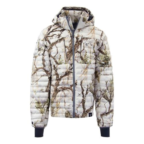 TrueTimber® Men's Pulse TrueSuede Down Parka?>