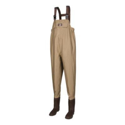 Cabela's Men's Three Forks Insulated Lug-Sole Chest Waders?>