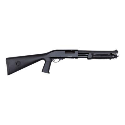 Churchill 12-Gauge Pump Action Shotgun?>