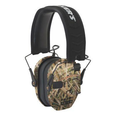 Walker's™ Razor Waterfowl Camo Electronic Muffs?>