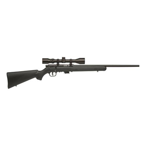 Savage Mark II FXP Bolt-Action Rifle w/ Scope?>