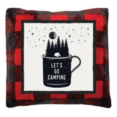 Cartstens Let's Go Camping Pillow?>