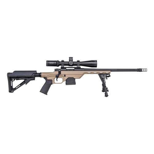 Mossberg® MVP LC Light-Chassis Bolt-Action Rifle w/ Vortex® Viper HS-T Riflescope?>