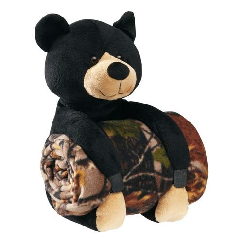 Cabela's Animal Pillow with Throw?>