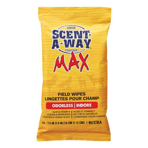 Scent-A-Way® Max Field Wipes?>