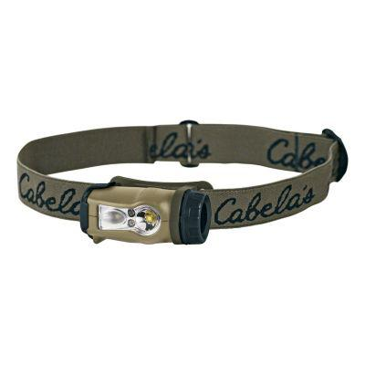 Cabela's Alaskan Guide® Axis Rechargeable Headlamp by Princeton Tec®?>
