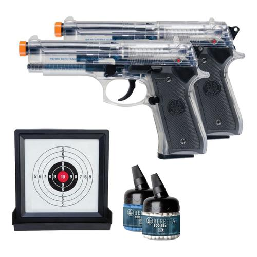 Umarex Beretta 92FS Game Ready Airsoft Target Kit?>