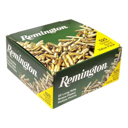 Remington® Golden Bullet .22 LR 525 Value Pack?>