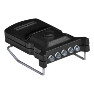 Cyclops Micro 5 LED Hat Clip?>