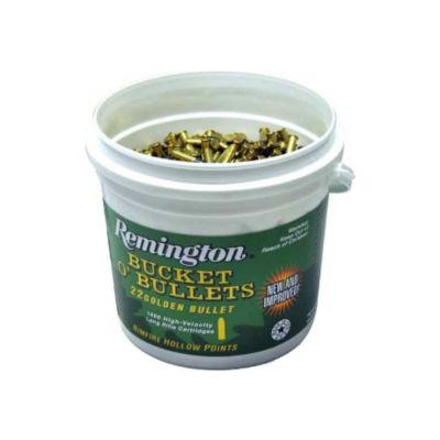 Remington® Bucket .22 LR Rimfire Ammunition?>