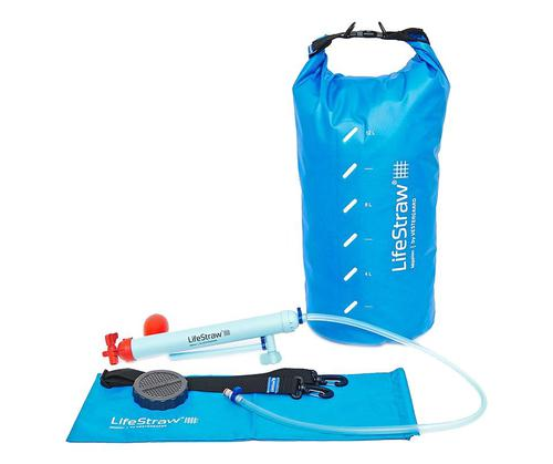 LifeStraw™ Mission Gravity Water Purifier?>