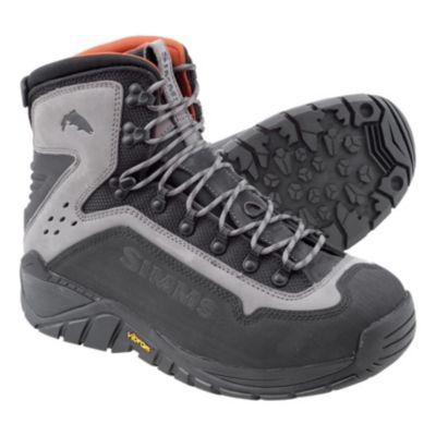 Simms® G3 Guide™ Rubber Sole Wading Boot?>