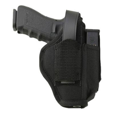 Uncle Mike's® Sidekick Ambidextrous Holster with Magazine pouch?>
