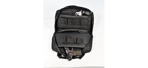 Dominion Gear - Double Pistol Bag - Black?>
