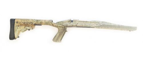 Blackhawk! KNOXX King's Desert Shadow Camo Rifle Stock Remington 700 L/A Polymer Full Float?>