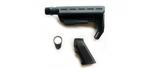 BCL Stock Buffer Tube Pistol Grip Kit?>