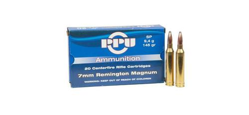 Prvi 7mm Remington Magnum - 140gr PSPBT - Box of 20 Rounds?>