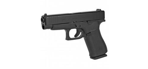 Glock 48 SemiAuto Pistol 9mm - Black?>
