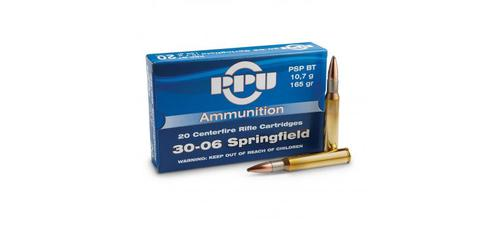 PRVI 30-06 Sprg - 165gr PSPBT - Box of 20 rounds?>