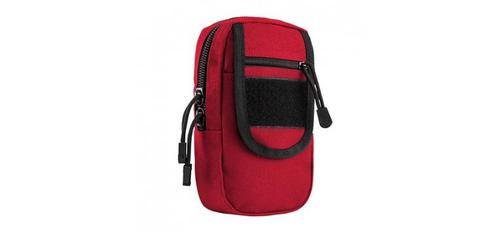 VISM Large Utility Pouch - Red?>