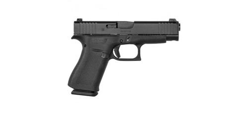 Glock 48 SemiAuto Pistol 9mm - Black Slide GNS sights?>