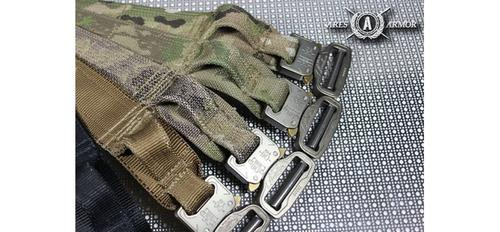 COBRA BUCKLE RIGGERS BELT IN MULTI CAM - XL?>