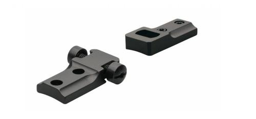 Leupold steel standard 2 pieces bases and rings?>