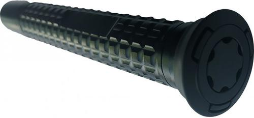 "21"" Lightweight SMART LOCKING Expandable Baton w/ Metal Grip?>"
