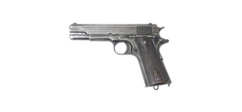 Early pre WW1 Colt M1911?>