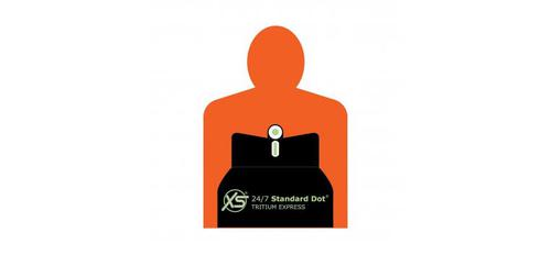 XS Sight Systems 24/7 Standard Dot Tritium Express Sight Set for Sig P220 Pistols?>