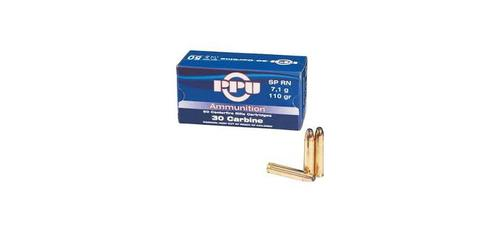 .30 Carbine 110gr SPRN - Box of 50?>