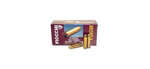 8mm Gasser 126gr FMJ - Box of 50?>