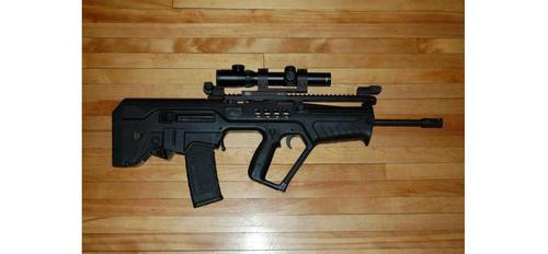 Long Picatinny Rail for IWI Tavor - CanadaAmmo Exclusive?>
