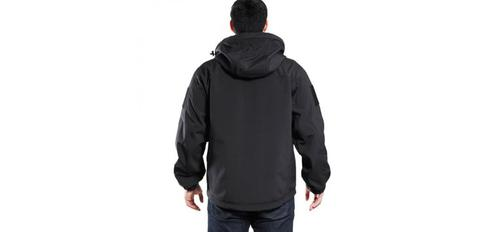 Alpha Trekker Jacket - Black?>