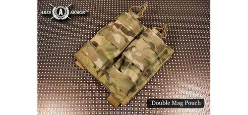 MOLLE SHINGLE MAG POUCH - DOUBLE IN MULTI-CAM?>