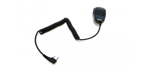 2 Pin Mini Speaker PTT Microphone for Walkie Talkie Radios?>