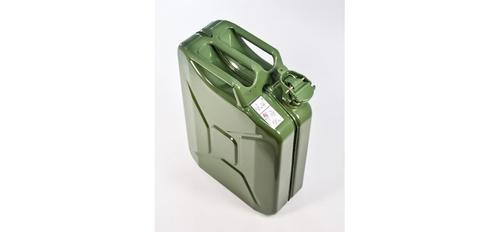 Premium Quality 20L Jerry Can - GREEN - 4 Pack?>