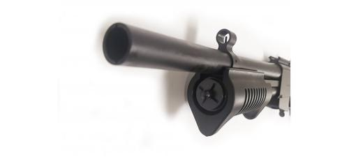 "Grizzly Mag-Fed 12.5"" 12ga Shotgun w/Rifle Sight?>"