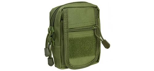 Small Utility Pouch in Green?>
