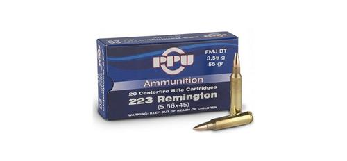 PRVI .223 Rem - 55gr FMJ - Box of 20 rounds?>