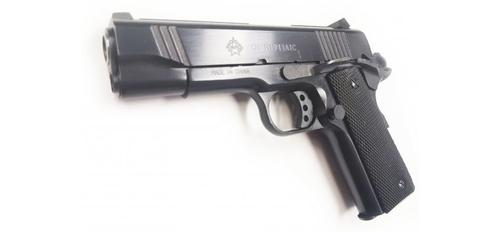 "USED 1911 COMPACT .45 ACP 4.25"" PISTOL?>"