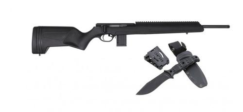 ISSC SCOUT .22 LR ULTIMATE BLACK?>