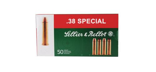 .38 Special 158gr FMJ - Box of 50?>